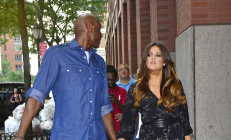 Lamar Odom: Dating Lara Manoukian to Get Back at Khloe Kardashian?!