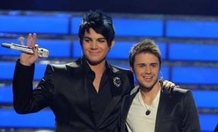 Adam Lambert and Kris Allen Dish on New Albums