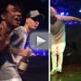 Justin Bieber Goes Wild on Stage, Chugs Hennessy