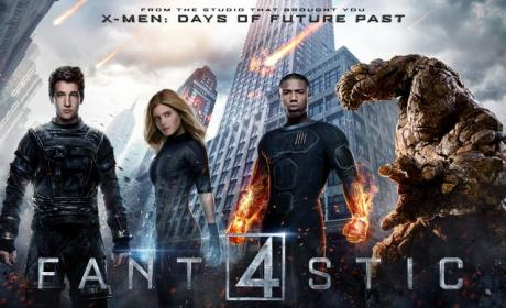 Fantastic Four Movie Reviews Are the Opposite of Fantastic