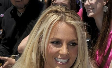 Britney Spears Explains X Factor Walk-Off