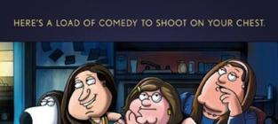 Family Guy Spoofs Girls, Gets Dirty for Emmy Campaign