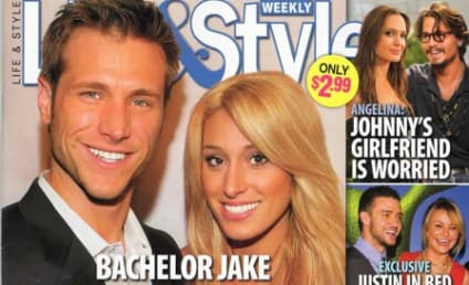 """Jake Pavelka: Allegedly Cheating on Vienna Girardi, Spending """"All His Time"""" with Chelsie Hightower"""