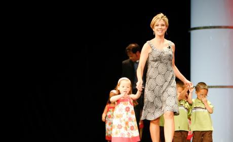 Kate Gosselin Kids Discovery Upfront 2008