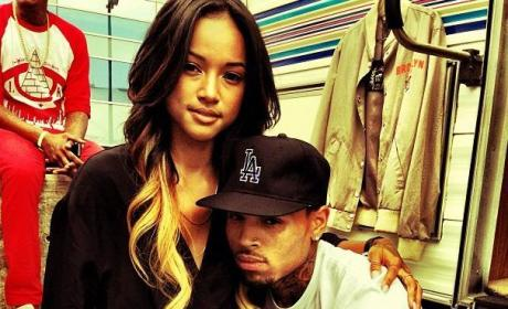 Chris Brown & Karrueche Tran: These Hoes Ain't Loyal ... But WE ARE!