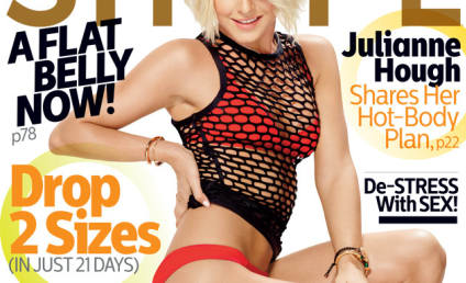 Julianne Hough: Sizzling in Shape!