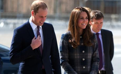 Kate Middleton and Prince William Photograph
