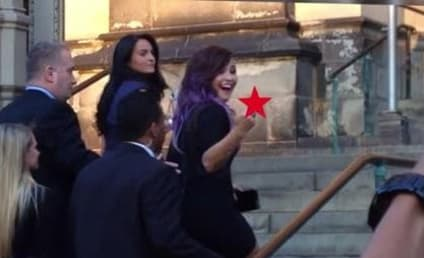 Demi Lovato Flips Off Heckler, Slams Bullying Paparazzi