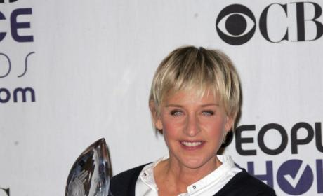 Ellen DeGeneres is Married, Hilarious