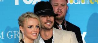 Britney Spears and Kevin Federline: Happy 10th Anniversary, Y'all!!!!!!