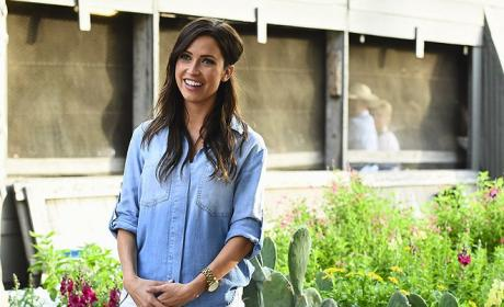 Kaitlyn on The Bachelorette Pic