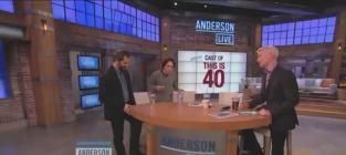 Anderson Cooper Pickle Joke