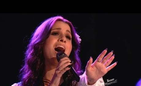 Sugar Joans - I Say a Little Prayer (The Voice Playoffs)