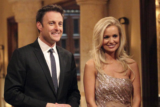 Emily Maynard, Chris Harrison