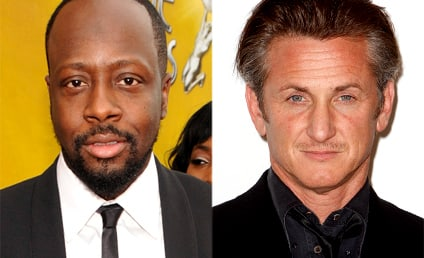Sean Penn Questions Wyclef Jean Presidential Campaign
