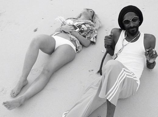 Rita Ora, Snoop Dogg