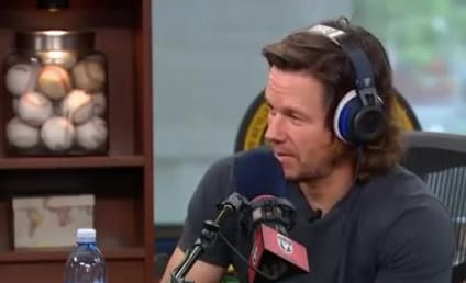 """Mark Wahlberg Raps About Spanking Daughter """"Black and Blue,"""" Probably Regrets It"""