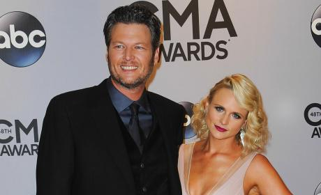 Blake Shelton and Miranda Lambert: It's Over!