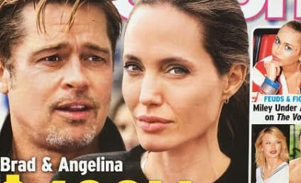 Brad Pitt and Angelina Jolie: Getting Divorced. Again.