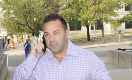 Joe Giudice: Final Days as a Free Man to Be Featured on Bravo Special