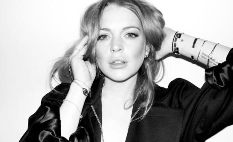 Lindsay Lohan Terry Richardson Photo