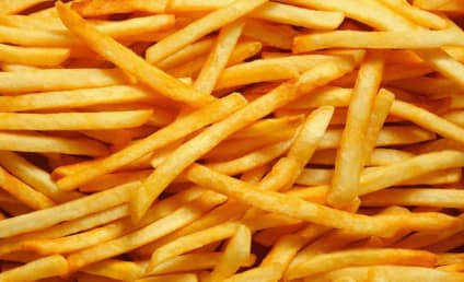 Woman Steals 3 French Fries, Gets Arrested