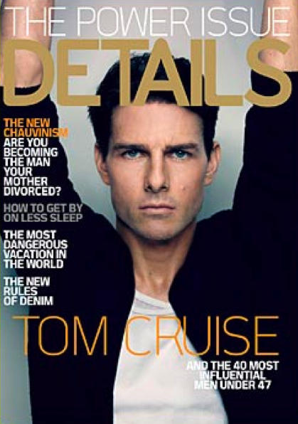 Tom Cruise Has the Power