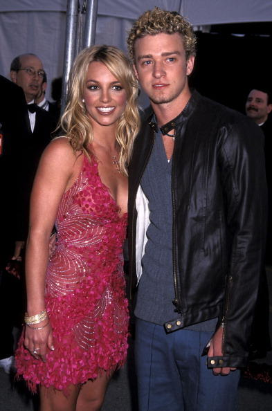 britney spears and justin timberlake relationship history