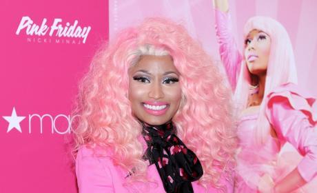 Nicki Minaj Blames Walmart and Target for Weak Album Sales