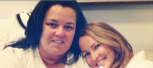 Rosie O'Donnell and Michelle Rounds: Fighting Nastily Over Daughter!