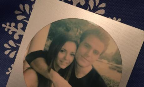 "Nina Dobrev Says Goodbye to ""Amazing"" Paul Wesley: See the Sweet Photo"