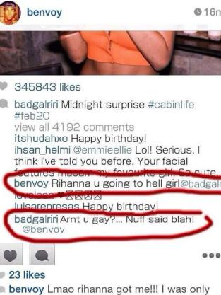 Rih Message