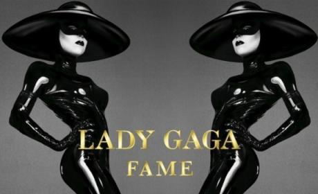 Lady Gaga Fame Perfume Ad