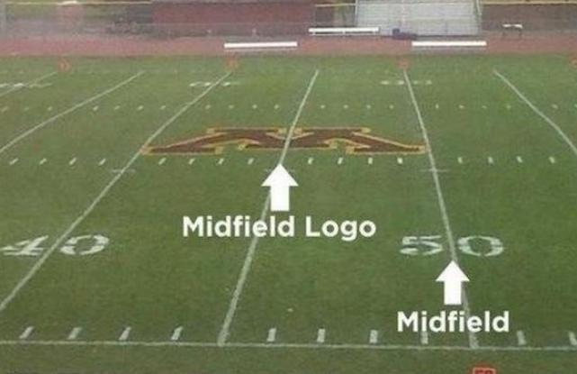 Midfield Mishap