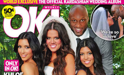 Inside Khloe Kardashian's Dream Wedding: Lamar Who?!?