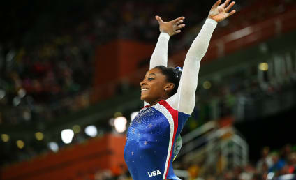 Simone Biles: Headed to Pretty Little Liars!