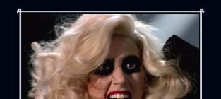 Celebrity of the Year Finalist #2: Lady Gaga!