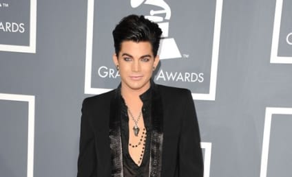 Celebrity Hairstyle Showdown: Adam Lambert vs. Kourtney Kardashian