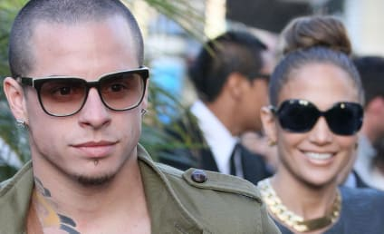 Casper Smart: All About J. Lo!