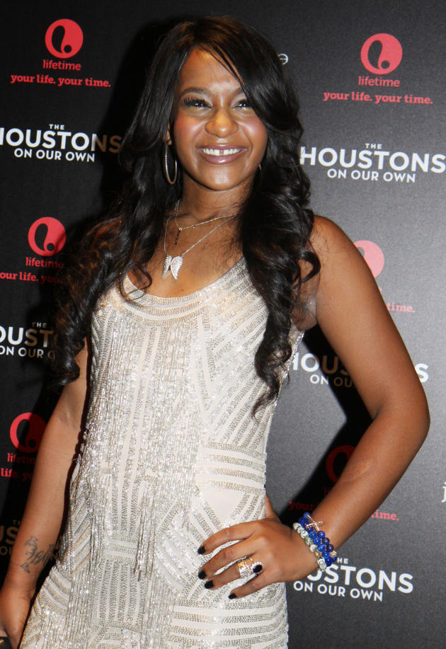 Bobbi Kristina Brown Baby Bump?