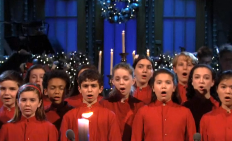SNL Opens with Children's Choir, Honors Connecticut Shooting Victims