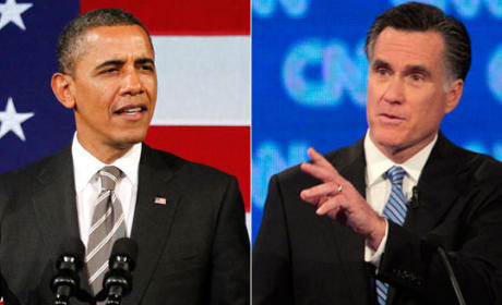 Barack Obama or Mitt Romney: Who should win the presidential election in 2012?