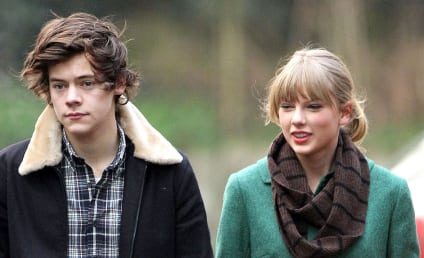 Taylor Swift Lands in London; Harry Styles Reunion Imminent?