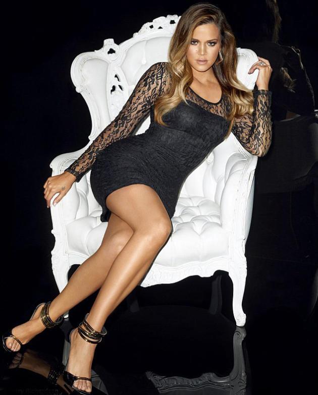 Khloe Kardashian for the Kardashian Kollection