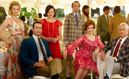 Mad Men By the Numbers: Don Draper Bedded HOW MANY Women?!