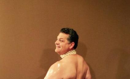 Mike Golic Poses Like Kim Kardashian, Ruins the Internet Forever