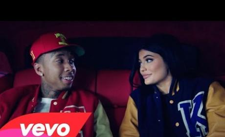 """Kylie Jenner Plays a Zombie in Tyga's """"Dope'd Up"""" Video: How's Her Acting?"""