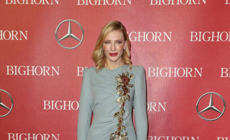 Cate Blanchett: 27th Annual Palm Springs International Film Festival Awards Gala