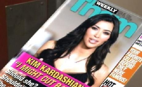 Kim Kardashian Appears on How I Met Your Mother