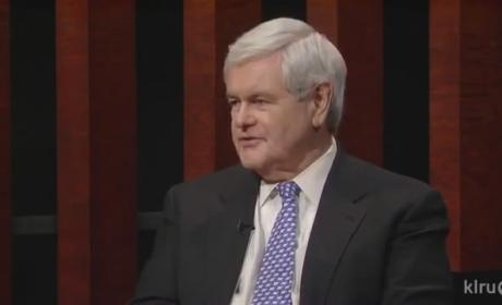 Newt Gingrich Slams Romney 'Gifts' Comment
